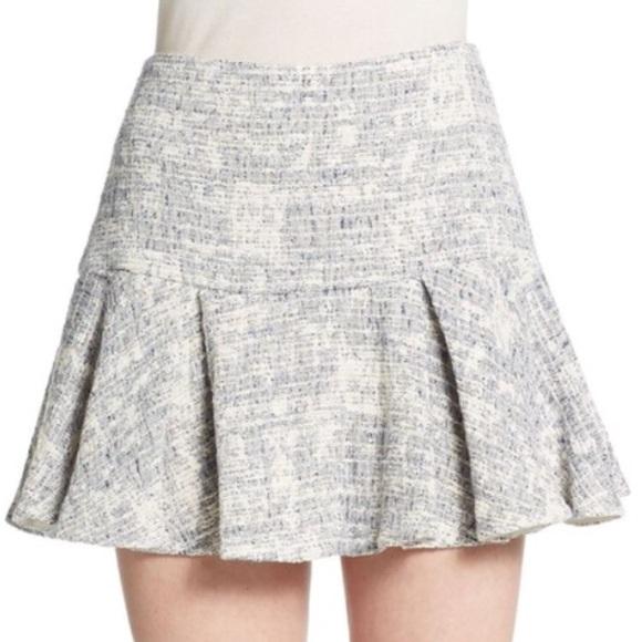 c36f343fb2 10 Crosby Derek Lam Dresses & Skirts - Derek Lam 10 Crosby Tweed Flare Skirt  Sz